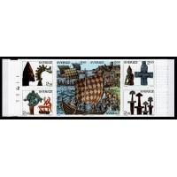 H.404, Vikingar, cyls 2 + knr 11385 - dubbel!!