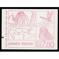 H.307:0, Linnés resor, RT