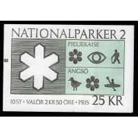 H.402, Nationalparker 2, RT + cyls 2 + knr 68571 - trippel!!!