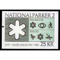H.402, Nationalparker 2, RT + cyls 1 + knr 68556 - trippel!!!