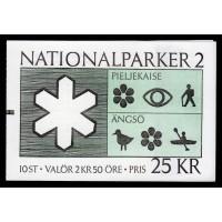 H.402, Nationalparker 2, RT + cyls 1 + knr 48797 - trippel!!!