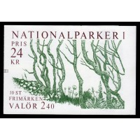 H.398, Nationalparker 1, RT + cyls 1 + knr 69453 - trippel!!!